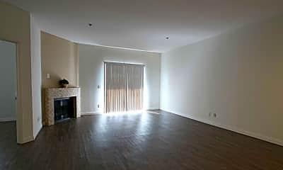 Living Room, The Joshua Apts, 1