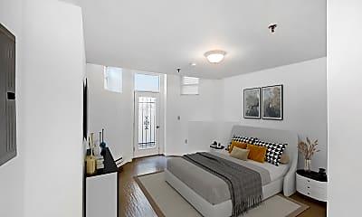 Bedroom, 28 Queensberry Street, unit B, 0