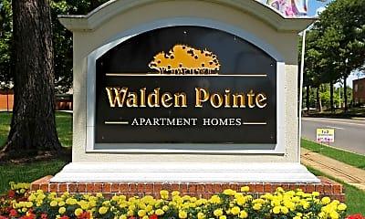 Community Signage, Walden Pointe, 2