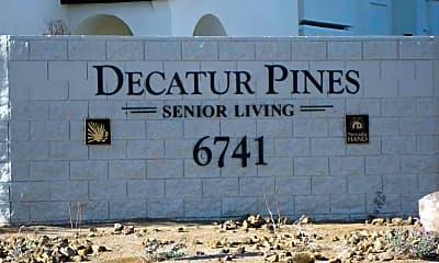 Decatur Pines, 0
