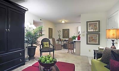 Living Room, Brannigan Village, 1