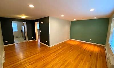 Living Room, 8712 W Berwyn Ave 1E, 1