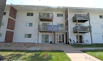 Building, 3709 Harrison Street, 2