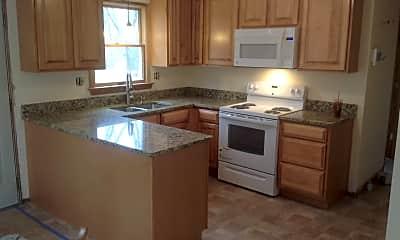 Kitchen, Ames RD, 1