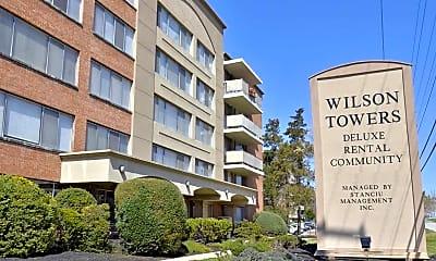 Building, Wilson Towers, 0