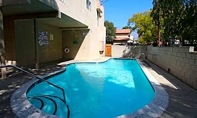 Pool, 249-289 Amber Court, 1