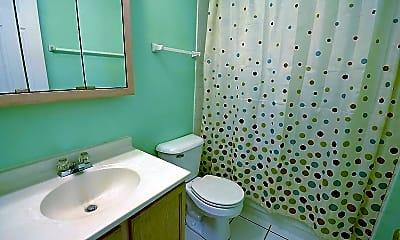 Bathroom, 229 W Ct of Shorewood 3A, 2