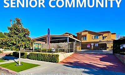 Community Signage, 1054 Orange St, 0