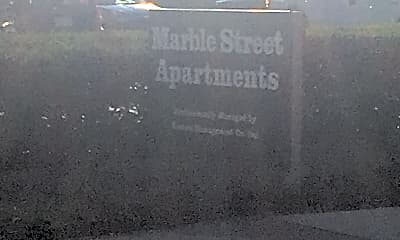 Marble Street Apartments, 1