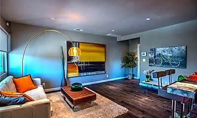 Living Room, 3622 Ellsworth St 2, 1