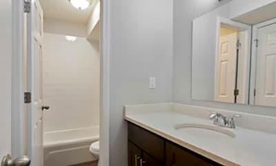 Bathroom, The Flats at Martin City, 2