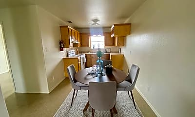 Dining Room, 1320 Del Oro Ln, 1