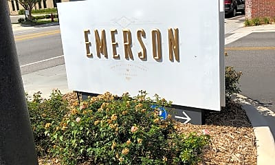 The Emerson, 1