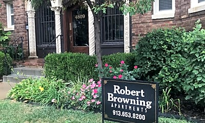 The Robert Browning Apartments, 1