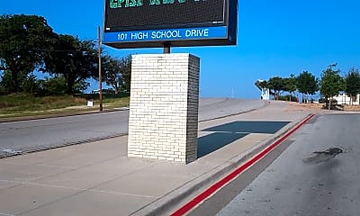 Oak Hill (Grand Prairie High School), 1