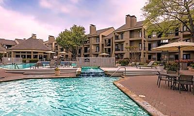 Pool, Cypress Club, 2