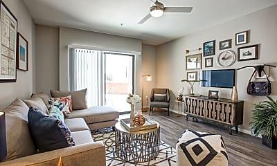 Living Room, Union @ Roosevelt, 1