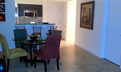 Dining Room, 550 Okeechobee Blvd 1618, 2