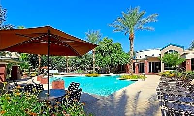 Pool, Covington Park Apartments, 0