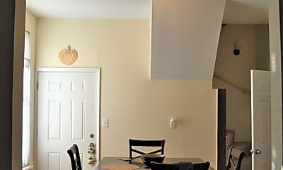 Dining Room, 1629 S Throop St 3R, 1