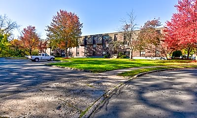 Building, Candlewood Apartments, 2