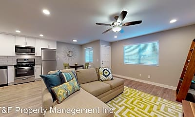 Living Room, 303 W Clemmens Ln, 1