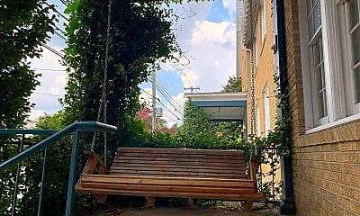 Patio / Deck, 102 W. Second Avenue, Unit 109, 2