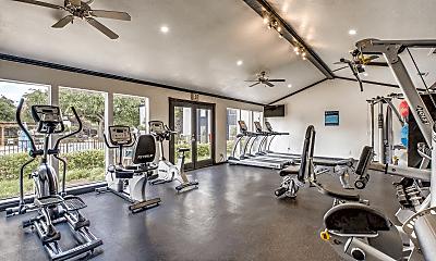 Fitness Weight Room, Lexington, 2