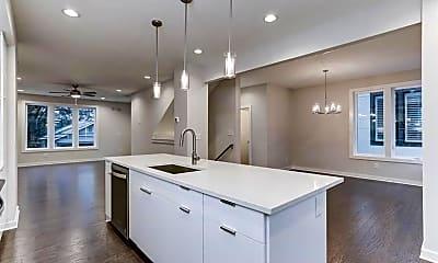 Kitchen, 415 Gartrell St SE 7, 0