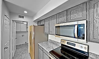 Kitchen, 1111 Trego Lane, 1