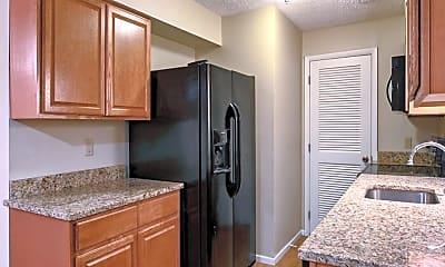 Kitchen, Cedarstone Apartments, 1