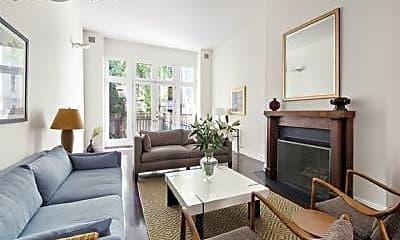 Living Room, 164 E 91st St, 0
