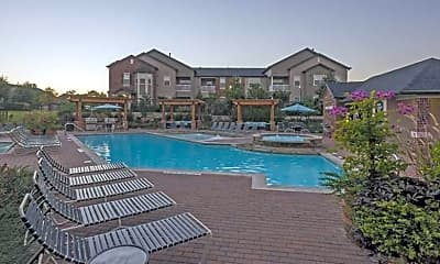 Pool, Parmer Place, 1