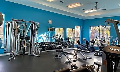 Fitness Weight Room, Wildwood Creek, 2
