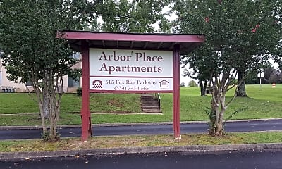 Arbor Place Apartments, 1