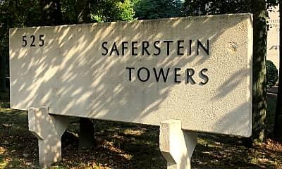 Saferstein Tower One, 1