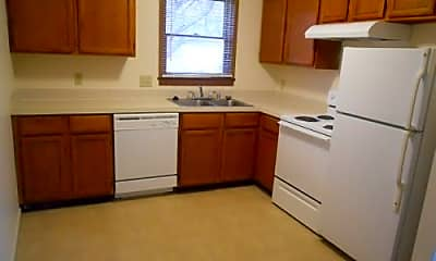 Kitchen, 1311 Michigan Way, 1