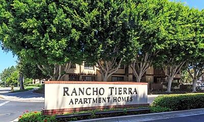Community Signage, Rancho Tierra, 2