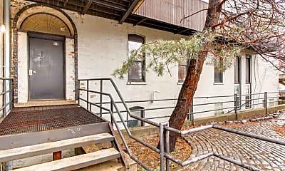 Patio / Deck, 606 W 18th St, 1
