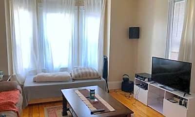Living Room, 44 Elm St, 0