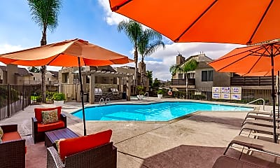 Pool, Sommerset Rancho San Diego, 1