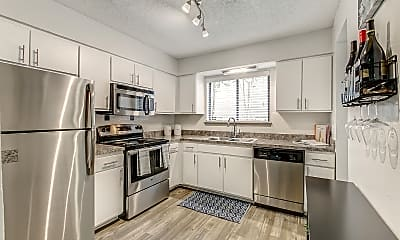 Kitchen, Adair off Addison, 1