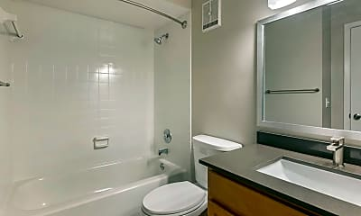 Bathroom, Sheridan Ocean Club Apartments, 2