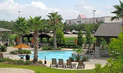 Pool, The Greystone Apartment Homes, 0