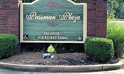 Passman Plaza, 1