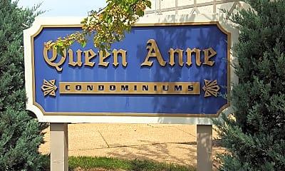 Queen Anne Apartment, 1