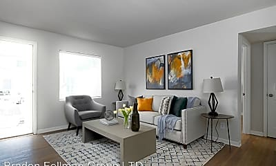 Living Room, 1000 Collier Rd NW, 0