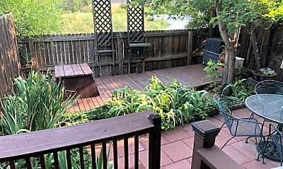 Patio / Deck, 1250 S Reed St, 1