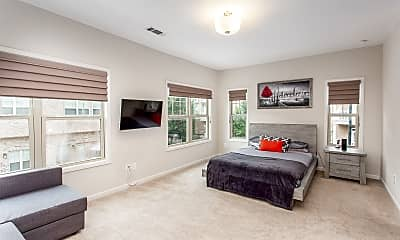 Bedroom, 745 Fountainhead Lane Northeast, Unit 24, 1