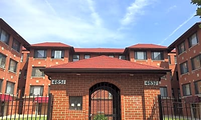 Building, 3048-54 West Gunnison Street/4837-51 North Albany Avenue, 1